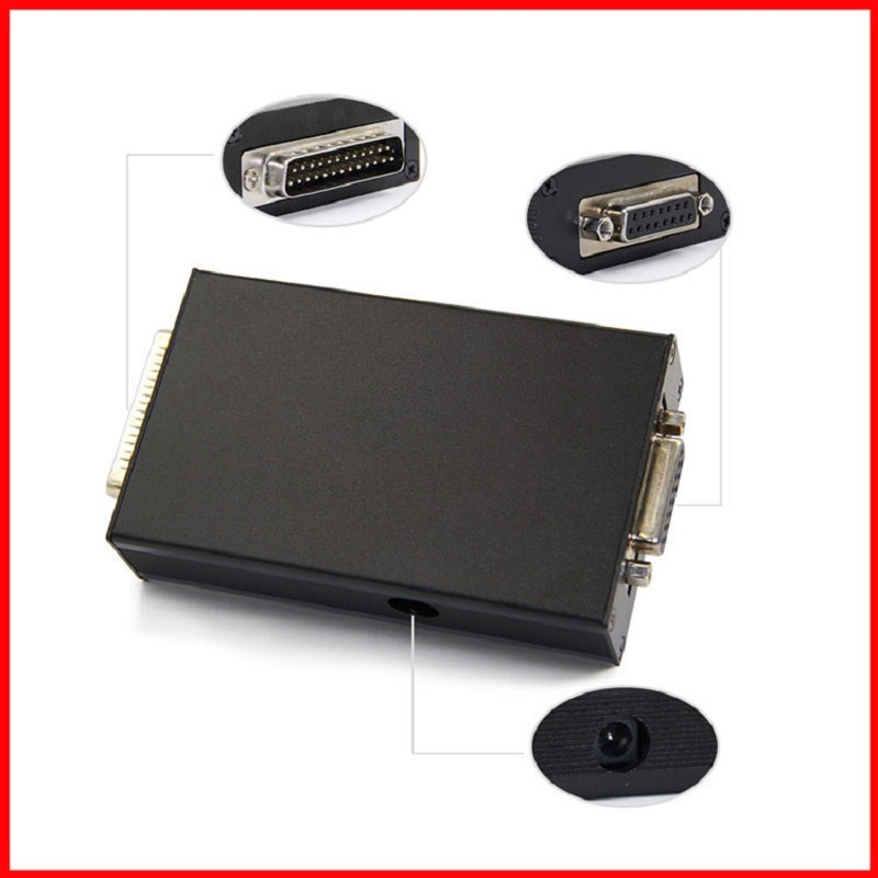 Herramienta de diagnóstico automático de alta calidad, hardware de ajuste V5.017, V2, PCB rojo, ECU, software V2.47, networkable ilimitado, envío gratis, 2021