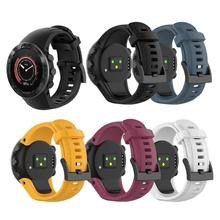Correa de silicona de repuesto para Suunto 5 correa de reloj inteligente Reparación de pulsera reemplazar Accesorios