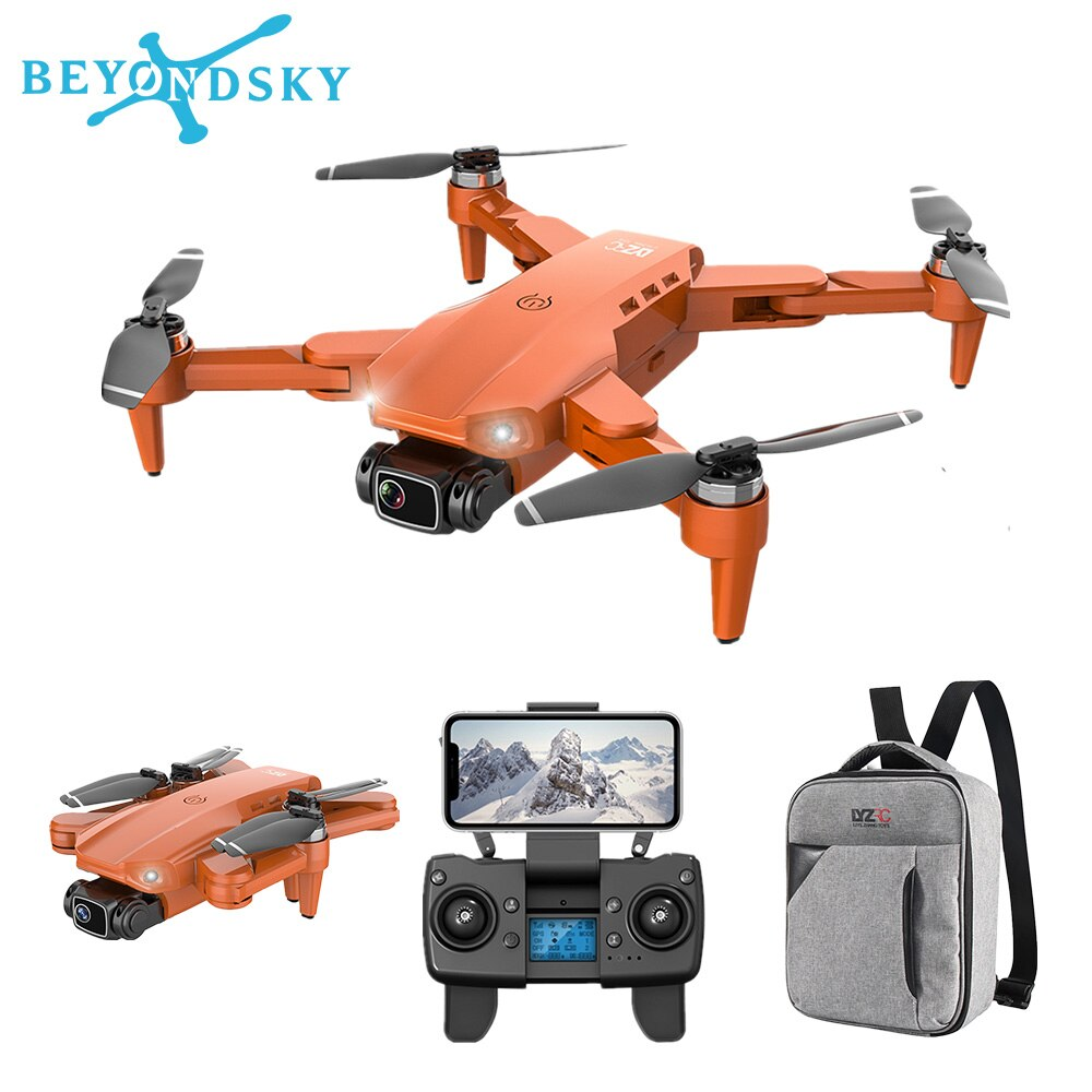 New L900 Pro Drone 4K HD GPS 5G WIFI Dual Camera Dron With FPV Real-time Transmission Brushless RC 1