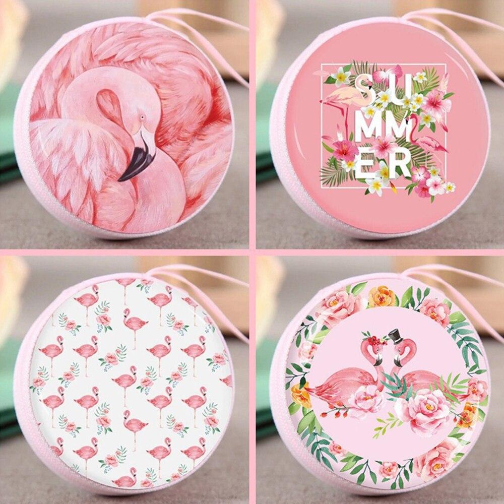 Модное симпатичное детское портмоне маленькие женские монеты карманы красивая печать животных цветок девушки портмоне сумки изменение ко...
