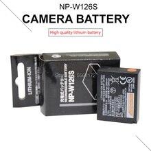 La batteria della fotocamera sostituisce NP-W126S W126S per Fujifilm Fuji X-H1 X-PRO3 X-PRO2 X-T3 X-T2 X-T30 X-T20 X-E3 X-E2 X-A5 X-A3 XT3