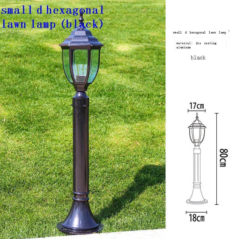 Luz Lamp Outdoor Lampe Exterieur Para Luce De Lampa Ogrodowa Decoracion Jardin Exterior LED Tuinverlichting Garden Light enlarge
