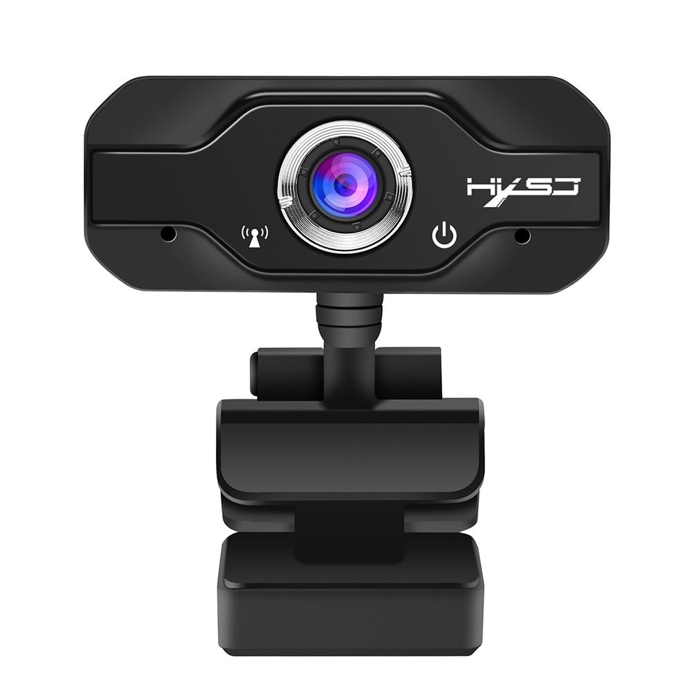 HD веб-камера, мини-компьютер, ПК, веб-камера, usb-драйвер, встроенный двойной микрофон для прямой трансляции, видеозвонков, совещаний