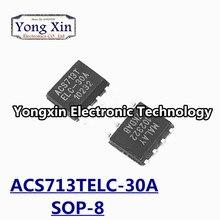 10 PCS/LOT ACS713TELC-30A ACS713TLLC-30A ACS713T SOP8 NOUVEAU