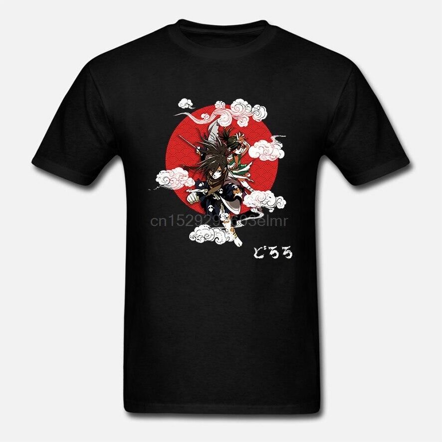 Camiseta para hombre Dororo and Hyakkimaru (estética japonesa) Dororo v1 camiseta (2) Camisetas estampadas