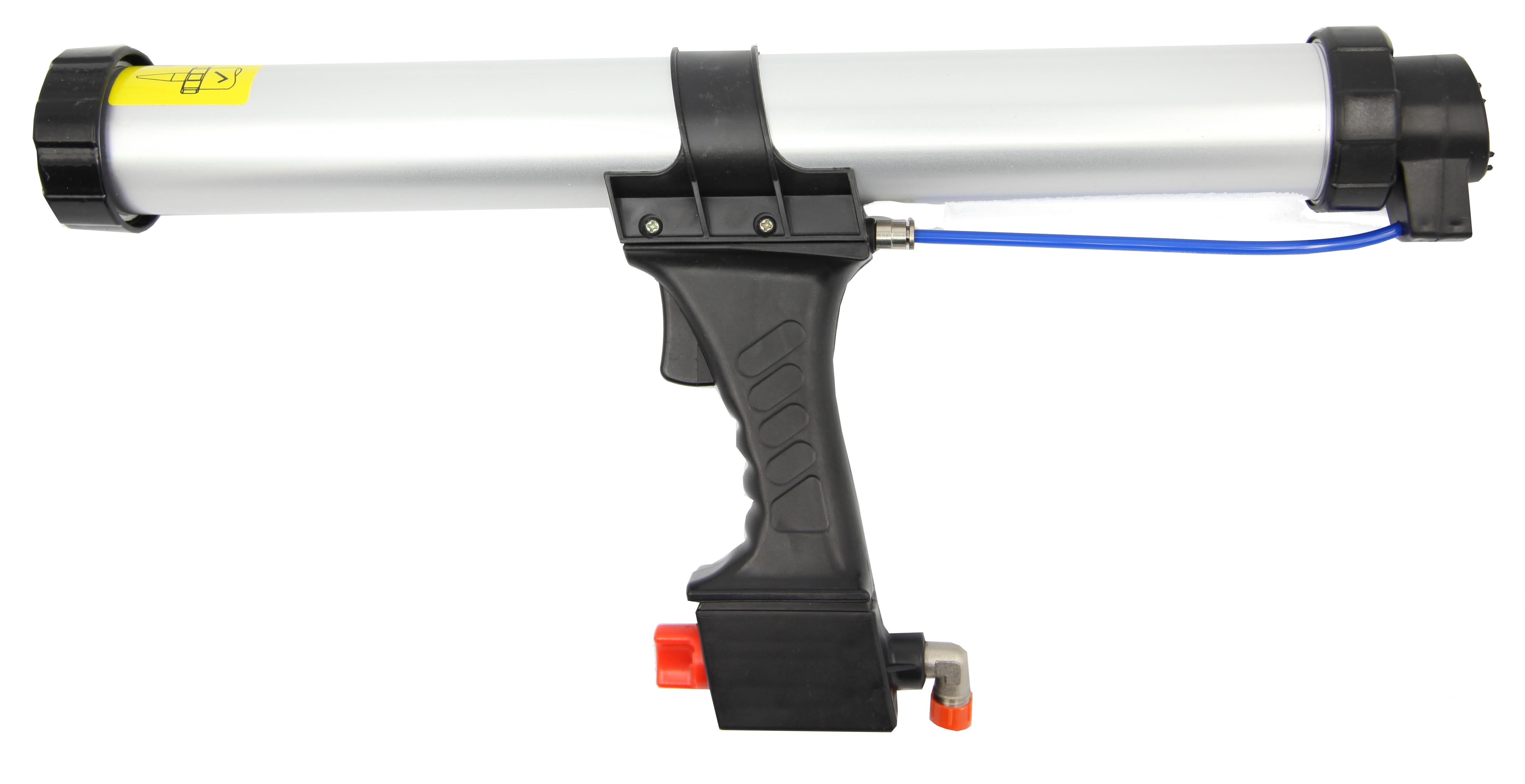 نوعية جيدة التجزئة DIY و المهنية استخدام 15 بوصة ل 600 مللي السجق هوائي السد بندقية هوائي يسد بندقية Dripless نوع