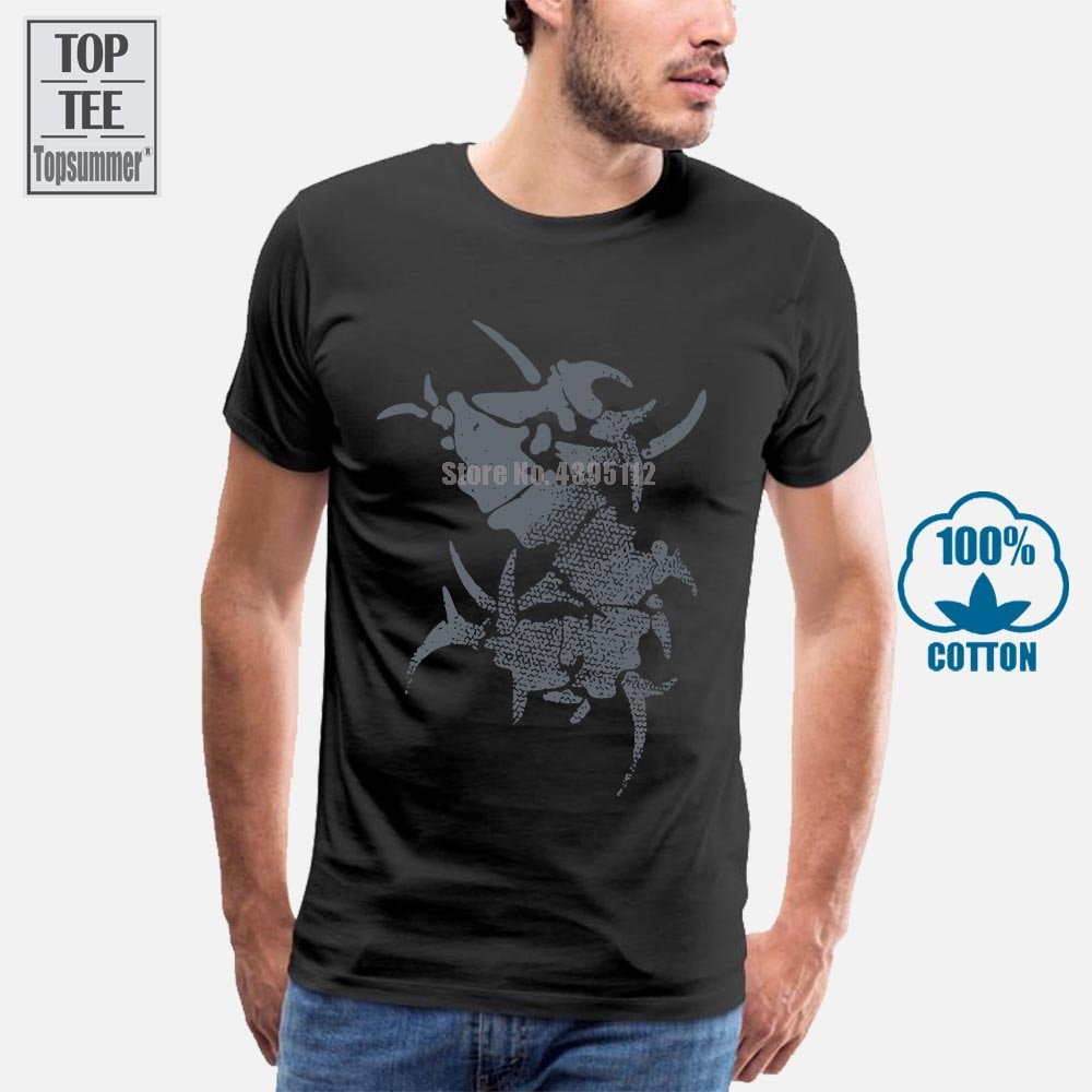 Men T Shirt Sepultura S Logo New Funny T-Shirt Novelty Tshirt Women
