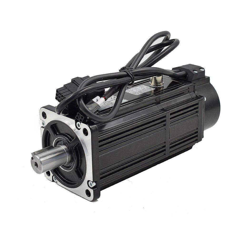 SZGH عالية الخطية 100 واط 3000 دورة في الدقيقة 3phase محرك سيرفو يعمل بالتيار المتردد وأسعار تحكم المؤازرة