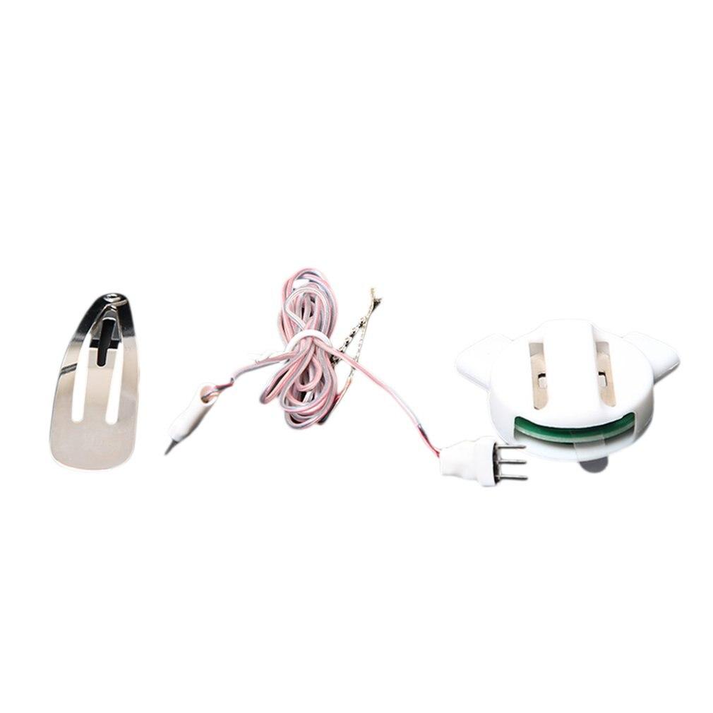 Pestañas postizas luminosas LED impermeables, pestañas postizas para Cosplay, disfraz de Halloween, fiesta de bodas