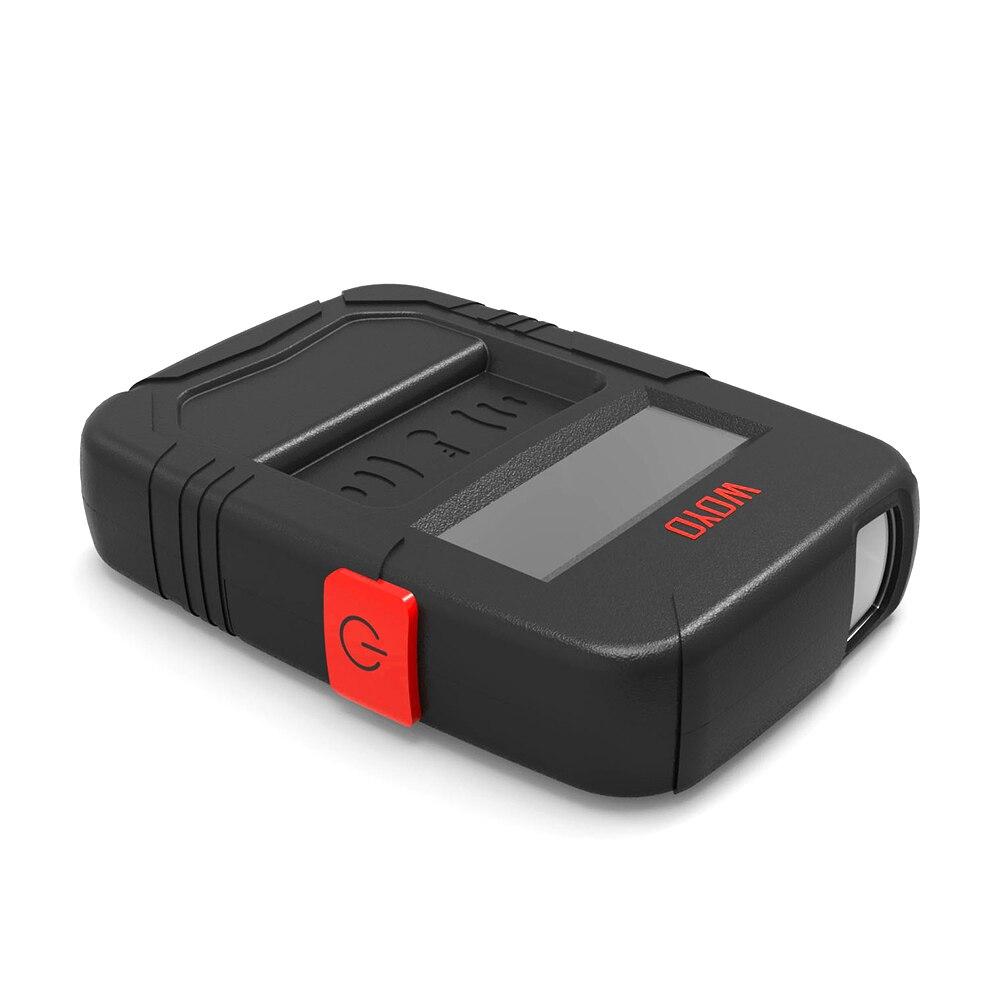 9V 9V 50 mA RF inalámbrico de Control remoto medidor de frecuencia contra Detector Cymometer llave de coche de 7 #