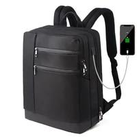business backpack backpack usb rechargeable schoolbag laptop bag
