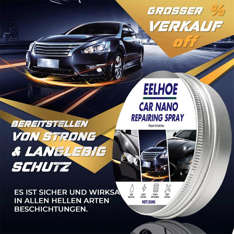 Auto Wash&Maintenance 20ml EELHOE Nano Coating Paste Coated Car Care Paint Scratch Creamcar Repair