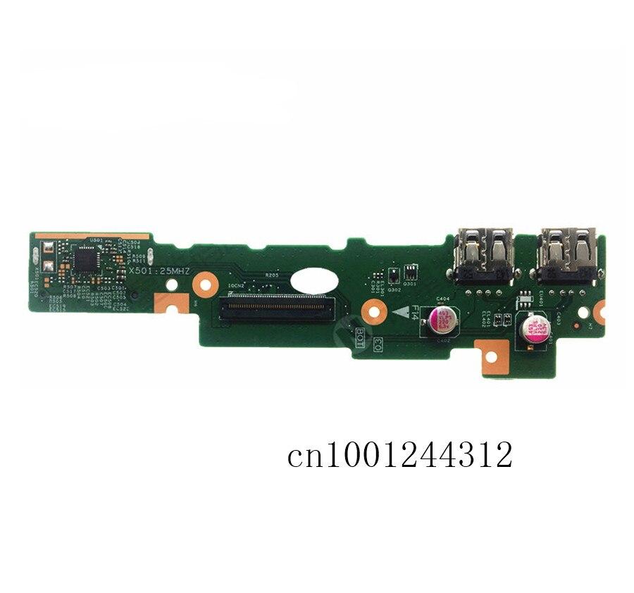 جديد الأصلي لينوفو Flex2-14 فليكس 2-14 USB مجلس قارئ بطاقات مجلس LF14M IO BD 5C50F76784 448.00X02.0011 455.00X02.0001