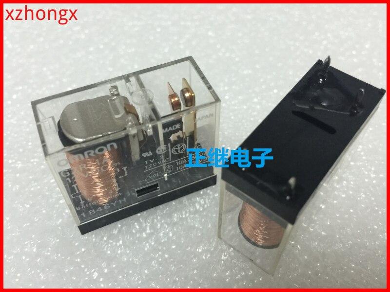 G2R-1A de relé, 12VDC, 4 pies, normal