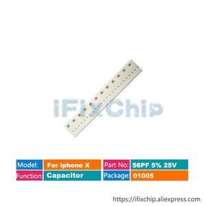 For iphone X Capacitor C4061 C4001 C4000 C4006 C4220 C4221 C4210 C4307 C4306 C4302 C4309 C4308 C4552 C4553 C4562 C4600