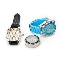 classic wrist watch herb grinder grinder metal tobacco smoke crusher watch grinder smoking weed accessories
