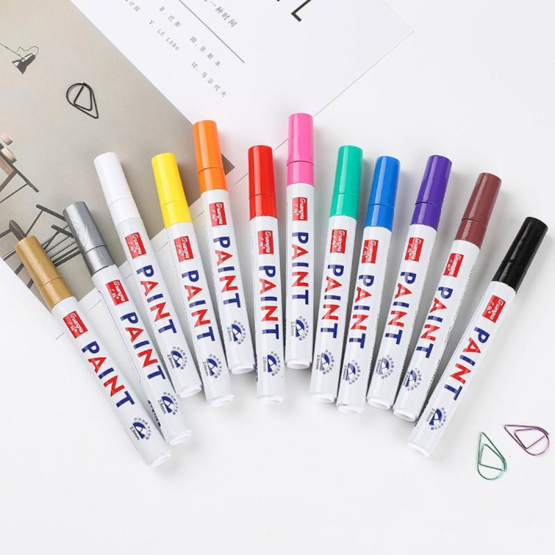 stylo-marqueur-de-peinture-permanent-etanche-12-couleurs-pour-bande-de-roulement-de-pneu-de-voiture-caoutchouc-metal-peinture-artistique-resistant-a-la-decoloration