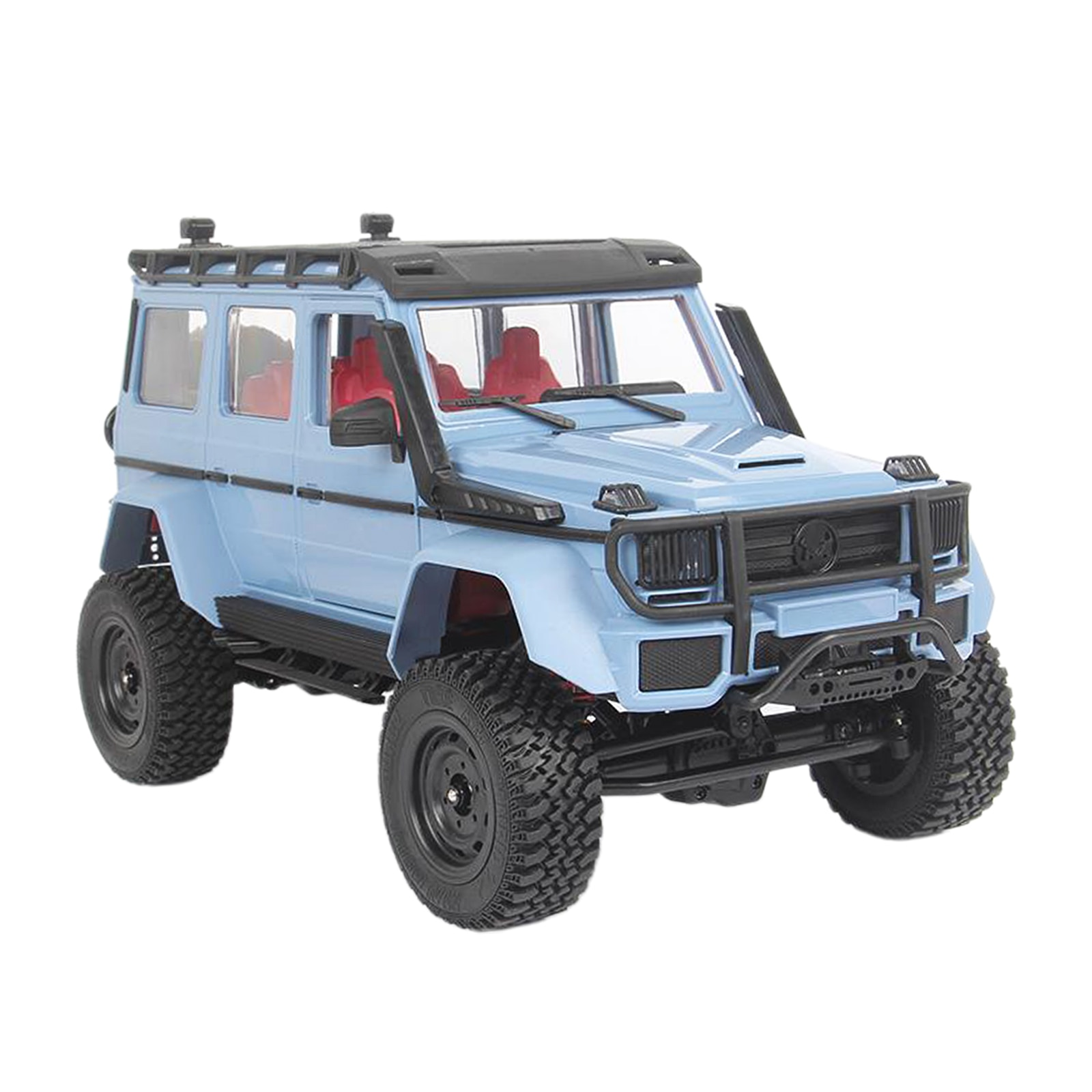 RC Car MN86K/MN86KS 1/12 Kit 4WD 23cm Wheelbase Crawler Off-Road Vehicle enlarge