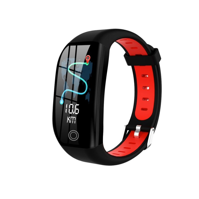 F21 سوار اللياقة الذكي مراقب معدل ضربات القلب نشاط المقتفي الصحة معصمه عداد الخطى Smartband ساعة ل IOS أندرويد
