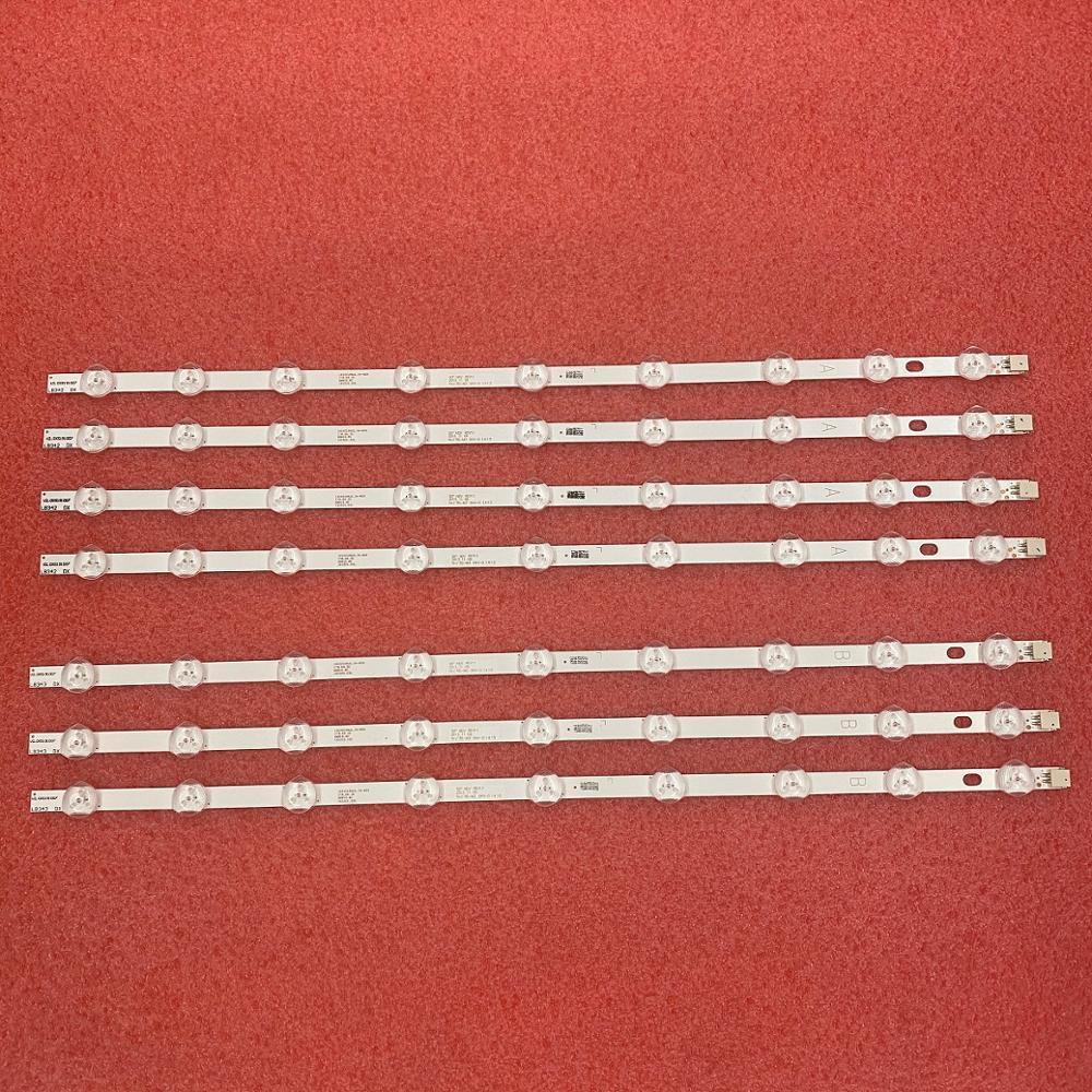 7 قطعة/المجموعة LED الخلفية قطاع ل TX-50A300B 50HYT62U VES500UNDC-2D-N01 VES500UNDA 50 NDV REV1.1