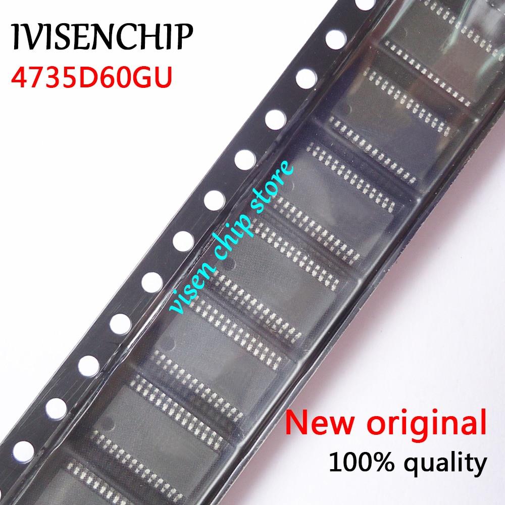 2 قطعة SI4735-D60-GUR SI4735-D60-GU 4735D60GU SSOP-24