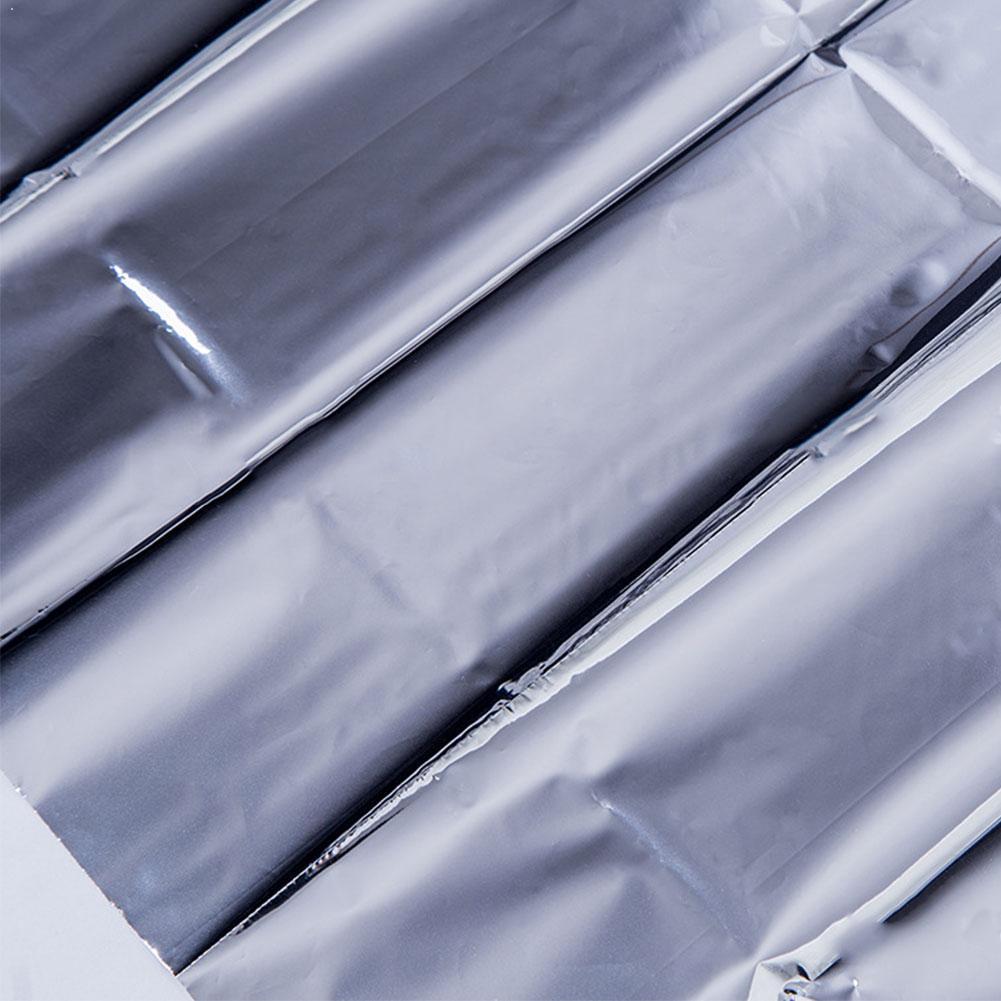 210*155cm Garden Wall Mylar Film Covering Sheet Hydroponic Highly Reflective F4B0
