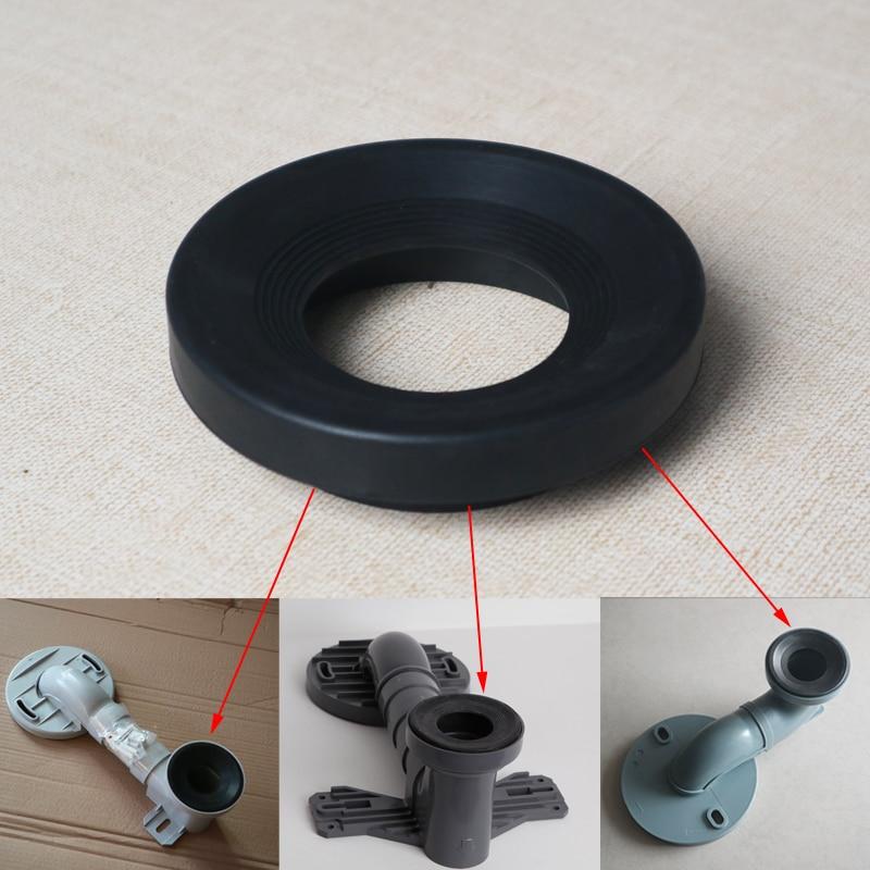 Резиновое уплотнительное кольцо переключатель, уплотнительное кольцо для дренажной трубы унитаза, аксессуары для туалета, резиновое кольц...