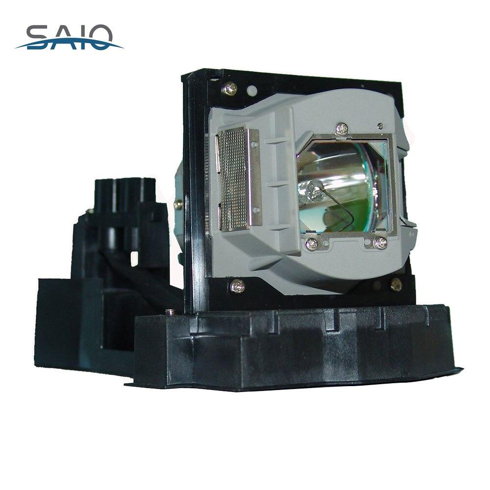 등급 B 80% EC.J5400.001 프로젝터 램프, 에이서 P5260 P5260i 용 하우징 포함 무료 배송