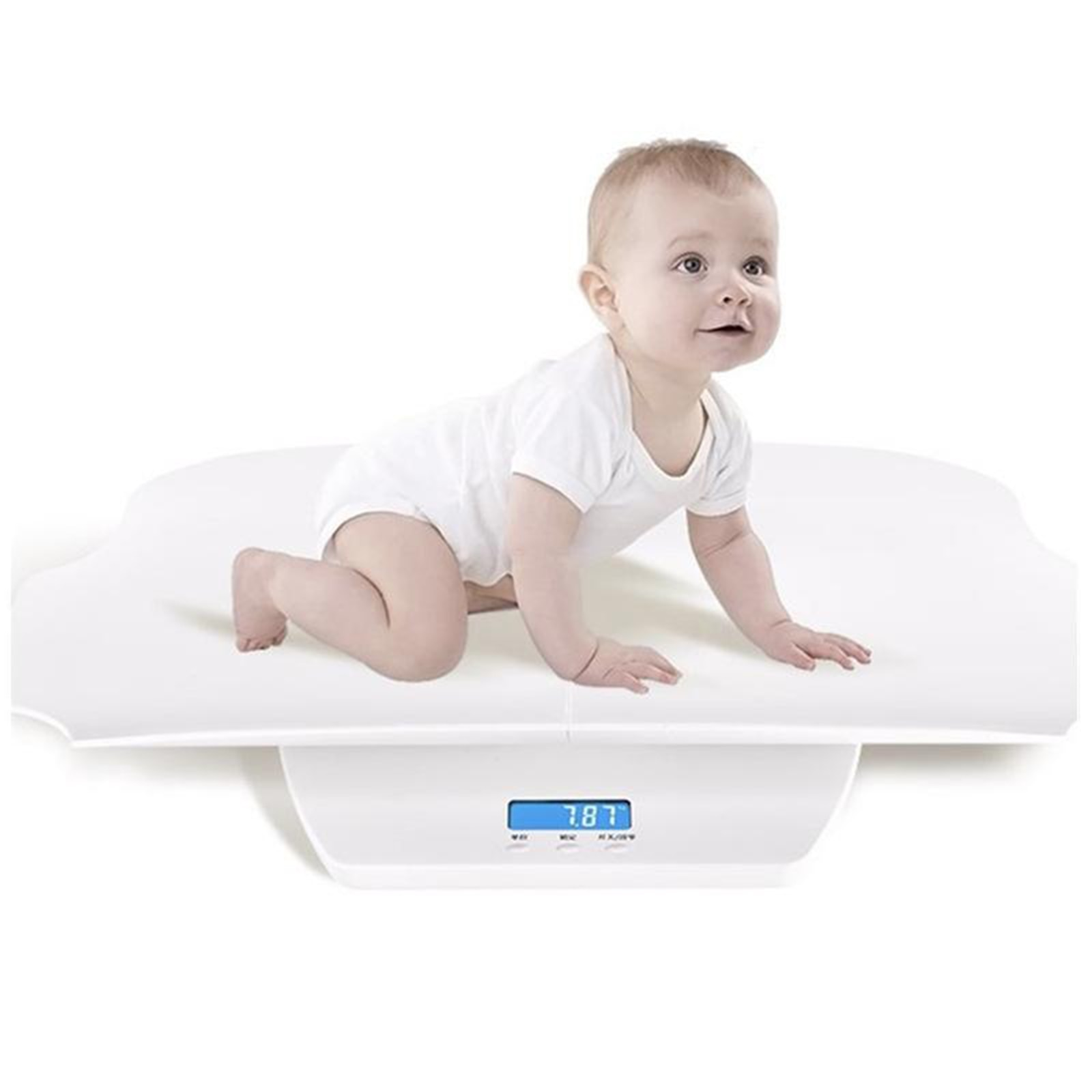 Multi-Function Digital Baby Scale Puppies Weighing Scale Holding Function