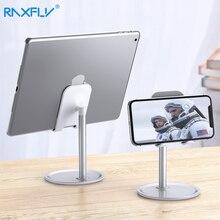 RAXFLY support de tablette universel pour iPad Pro 11 12.9 mini support de téléphone de bureau pour iPhone Samsung Xiaomi Soporte tablette