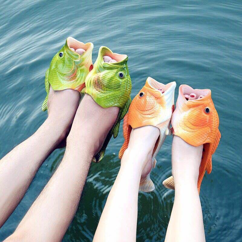 2020 Runway shoes girls fishing slippers unisex carzzy style wide boys children beach