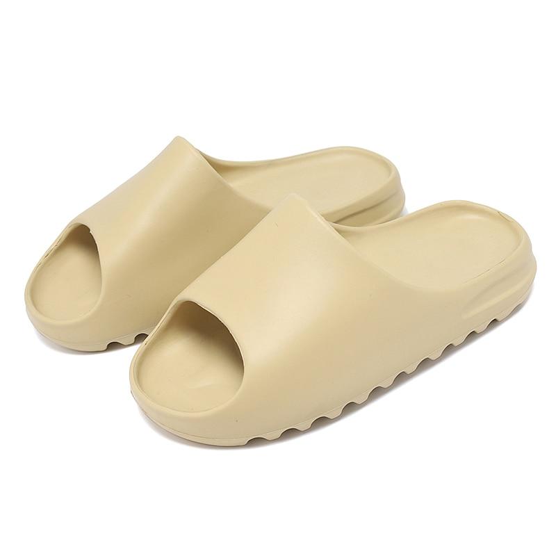 Summer Designer Soft Rubber Slippers Men Women Slides Indoor Home House Slide Slipper Sliders Shoes Beach Sleepers Room Bedroom
