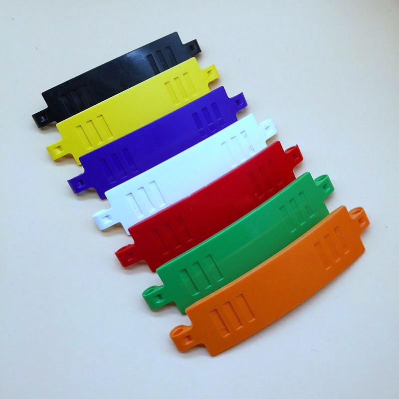 4 unids/lote Compatible con piezas técnicas Panel de arco 3x13X2 guardabarros cubierta coches MOC ladrillo accesorios bloques de construcción Juguetes DIY