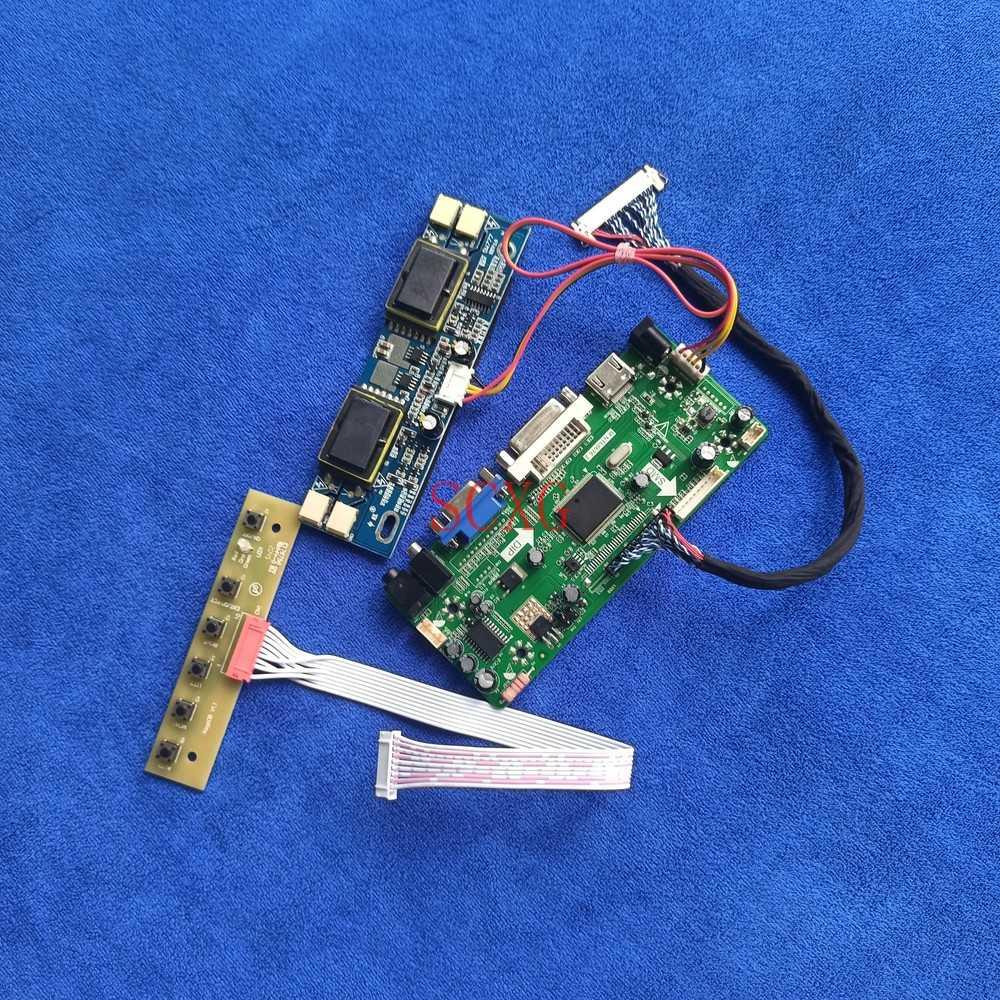 M.NT68676 لوحة تحكم محرك 30-Pin LVDS HDMI-متوافق DVI VGA 1920*1080 لتقوم بها بنفسك عدة 4CCFL ل M240HW01 V0/V2/V4/V5 LCD مصفوفة
