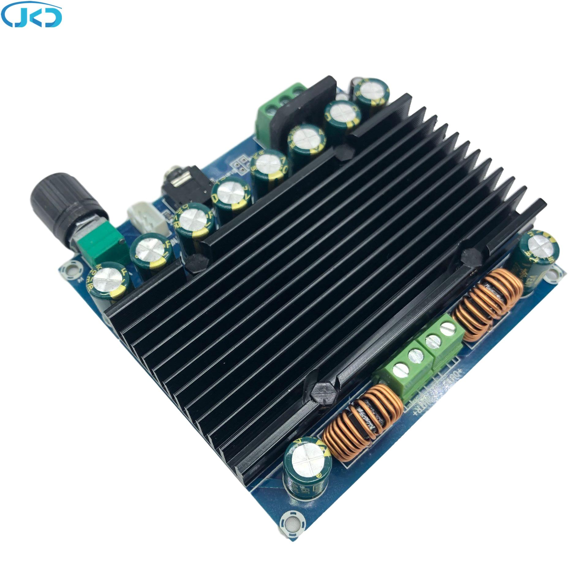 1pcs XH-M251 digital power amplifier board TDA8954 core dual 12-28V power supply 210W+210W ultra-high power audio amplifier boar