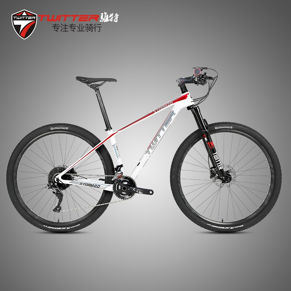 TWITTER STORM2.0 M7000-22/33 سرعة مزدوجة فرامل قرصية إطار دراجة هوائية الكربون دراجة 29/27.5 بوصة دراجة هوائية جبلية دراجة للرجال