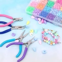 n58f beading jewelry making tools 3 pcs jewelry plier wire cutters combo tool
