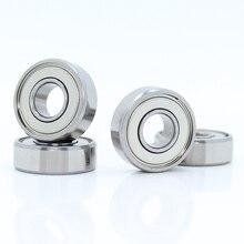 696ZZ Bearing ABEC-5 10PCS 6x15x5 MM Miniature 696Z Ball Bearings 619/6 ZZ  EMQ Z3 V3 Quality