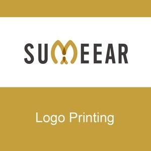 logo printing fee