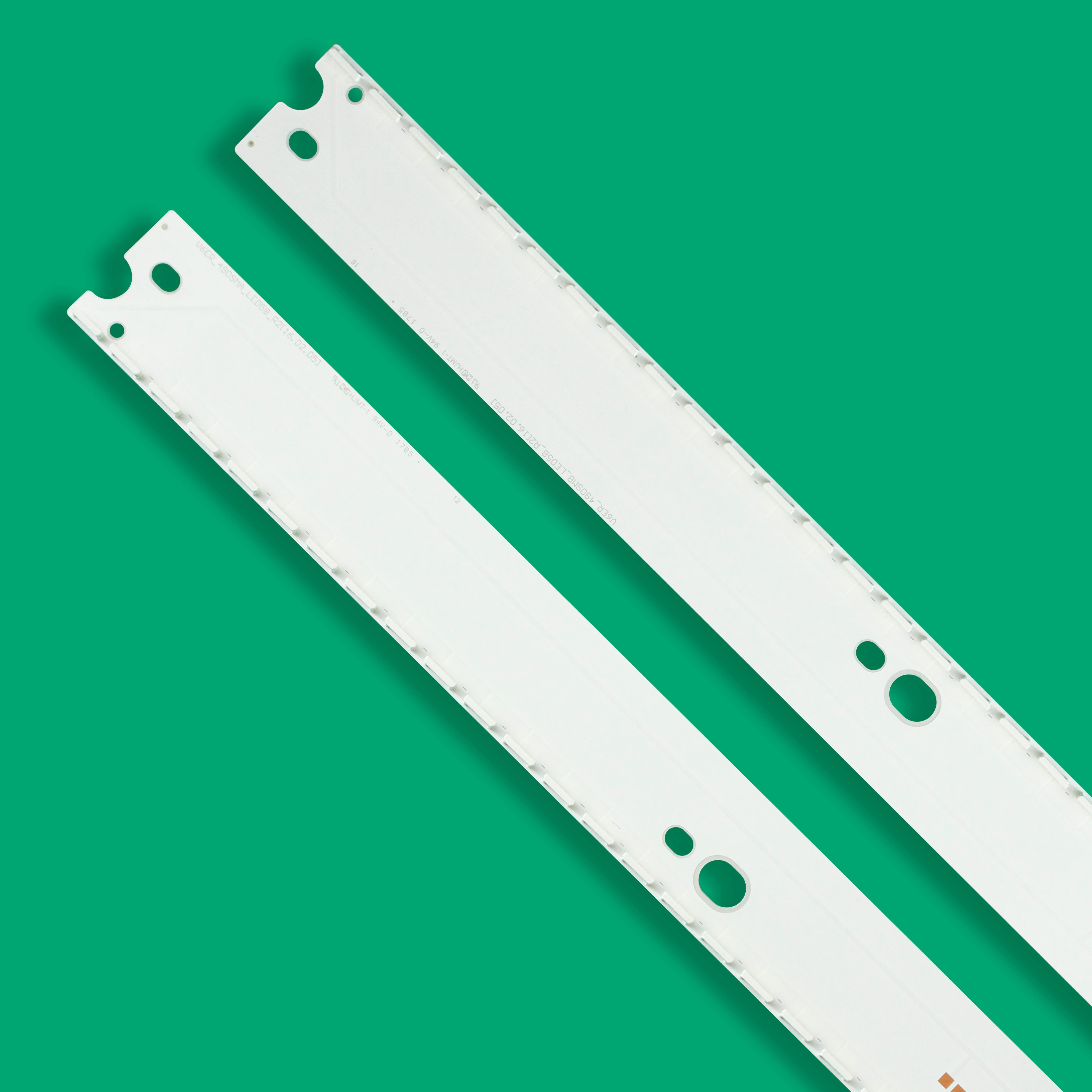 10 PCS LED backlight strip for  UE49KU6652 UE49MU6672 UE49MU6479 UE49MU6475 UE49MU6502 UE49MU6670 UE49MU6649 CY-KK049HGLV3H enlarge