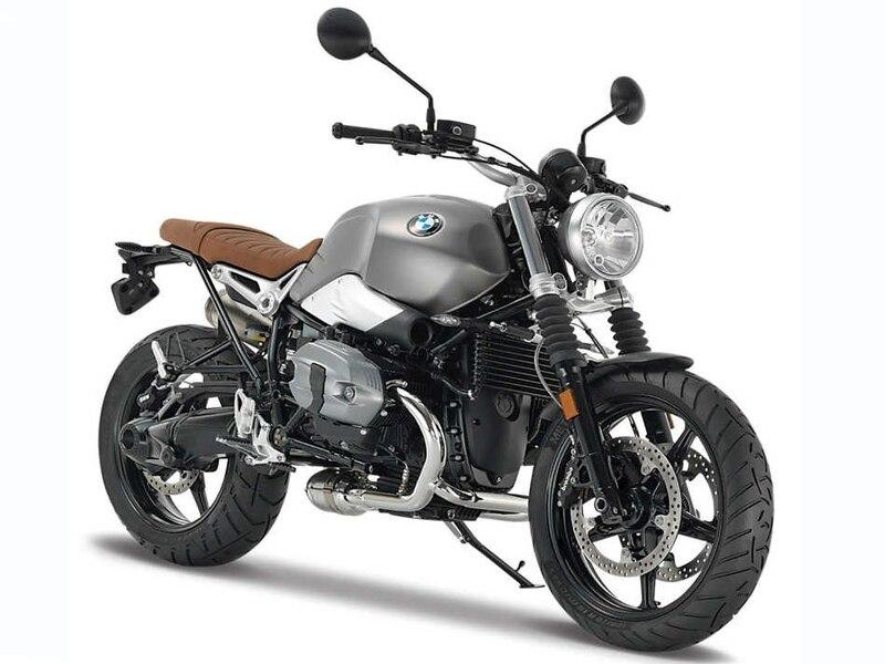 MAISTO 1:18 BMW R nanet Scrambler moto bicicleta DIECAST modelo nuevo en caja