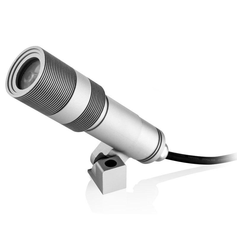 مصابيح إنارة خارجية أضواء كاشفة 5 واط IP67 12 فولت-24 فولت كري COB بقعة الإضاءة للجدار غسل ضوء CE الحمام ساونا السقف النازل