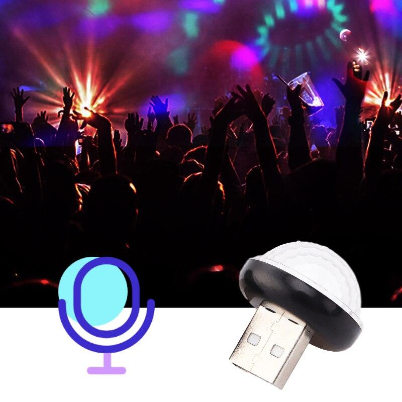 LED COCHE luz de ambiente USB DJ lámpara RGB para BMW X1 X3 X5 F10 F01 F11 F20 F30 F31 E34 E36 E70 E87 E39 E60 E46 E91 E92 Decoración