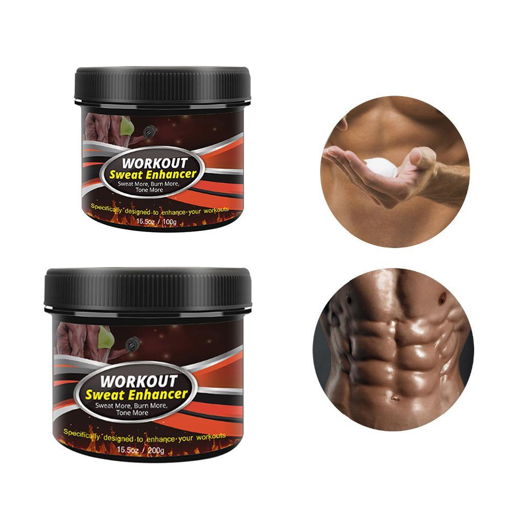 Powerful ABS Muscle Stimulation Cream Anti Cellulite Muscle Strong Slimming Cream Six Pack Toner Cream Burn Fat Weight Lose Gel burn the fat feed the muscle
