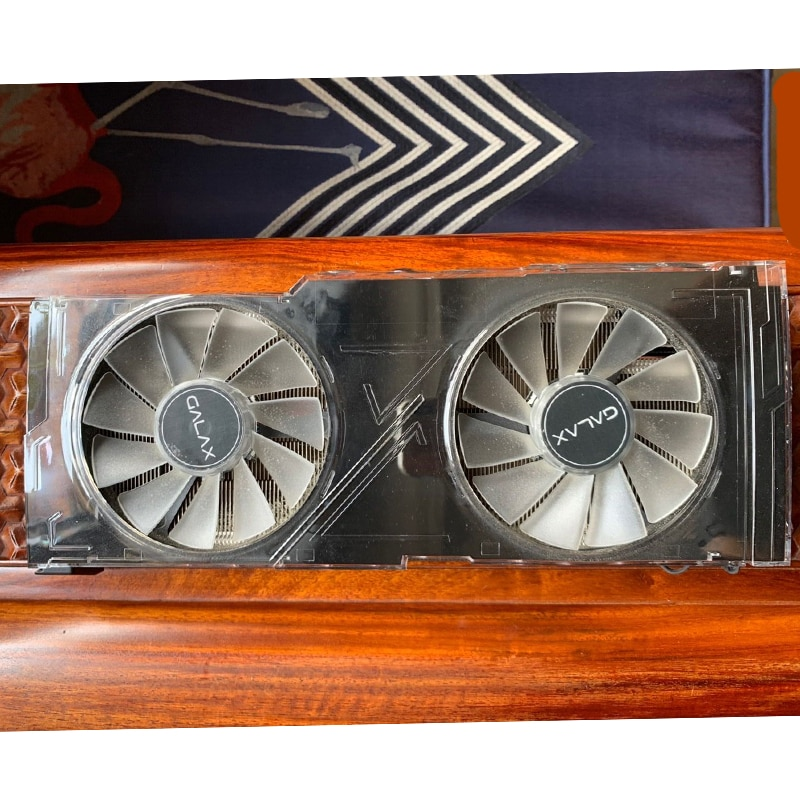 DIY Cooling Used graphics card radiator accessories For GALAXY RTX2080 TI GPU Heat dissipation Installation size 70*70mm