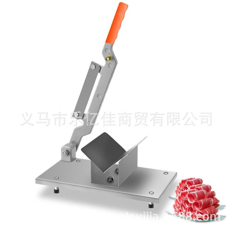 آلة تقطيع البطاطس والخضراوات ، شفرة يدوية لتقطيع اللحم والملفوف ، أداة مطبخ يدوية ، أدوات منزلية DL6QPJ