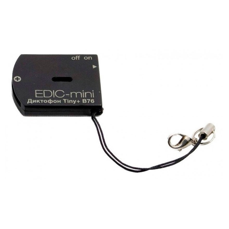 Диктофон Edic-mini Tiny+ B76