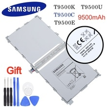 T9500K T9500C T9500E T9500U Original Samsung Tablet Batterie Für Samsung Galaxy Note Pro 12,2 SM-P900 P901 P905 9500mAh