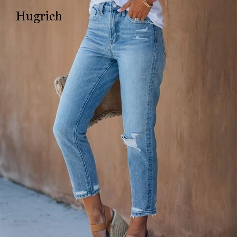Винтажные джинсы с завышенной талией, женские Выбеленные женские джинсы для женщин, брюки-бойфренды, джинсы, женские джинсы большого размер...