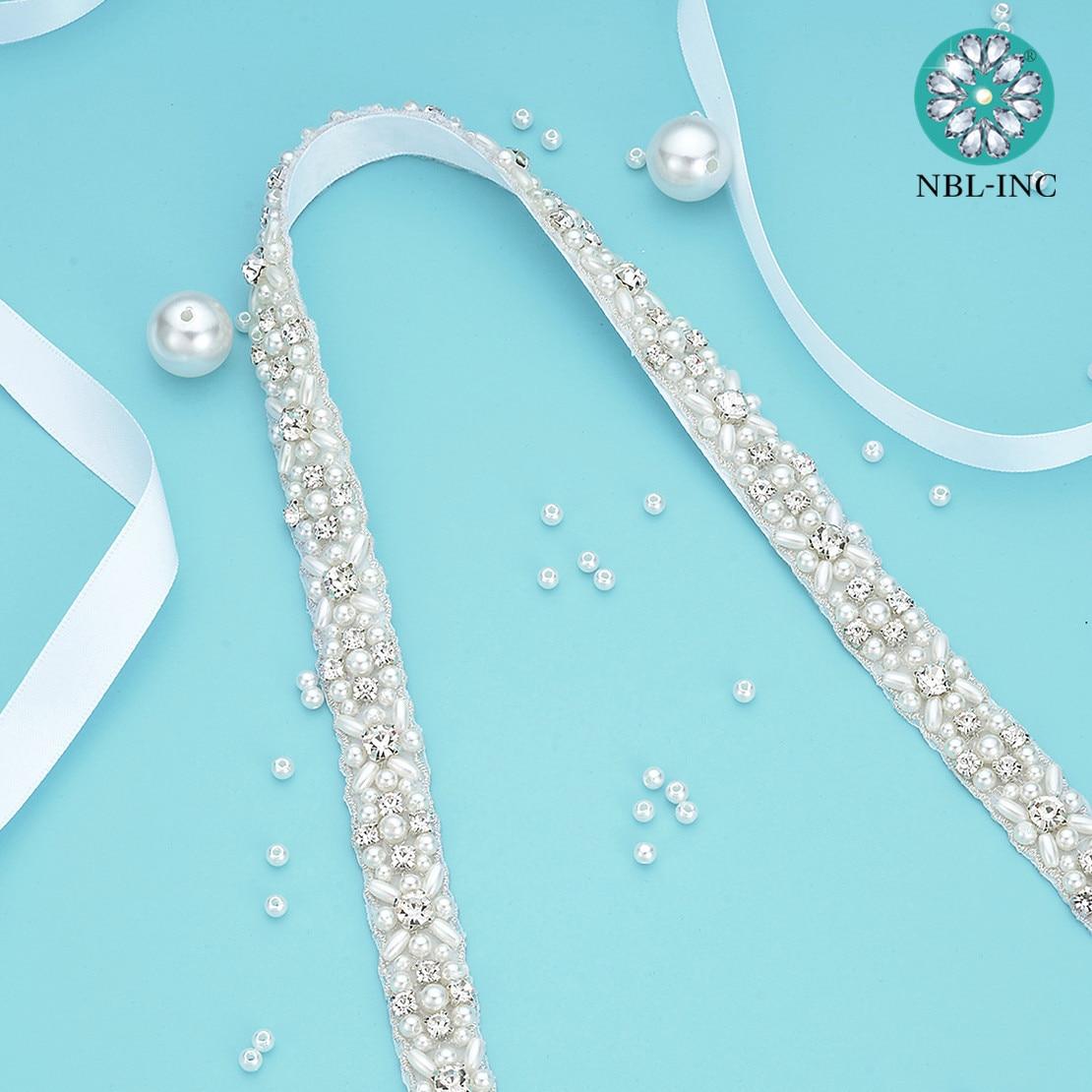 (1PC) Rhinestones bridal belt diamond wedding dress belt with crystal wedding sash for wedding dress accessories WDD1058